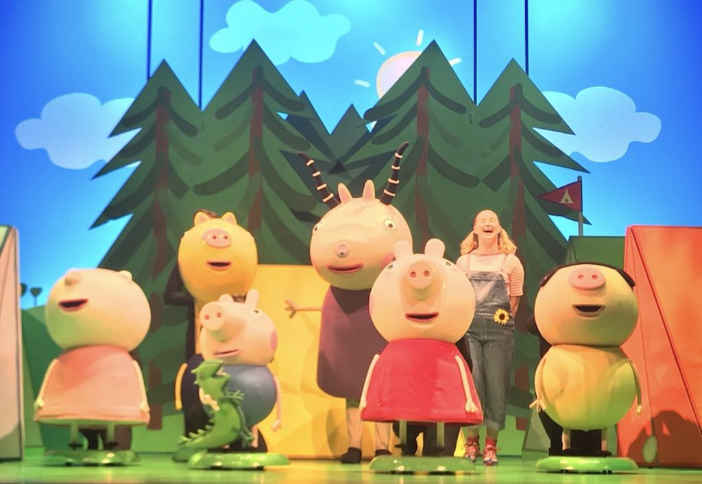 Peppa Pigs Adventure