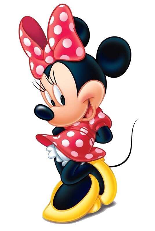 Minnie had a dilemma. Quirky poem about how Minnie lost her dots.