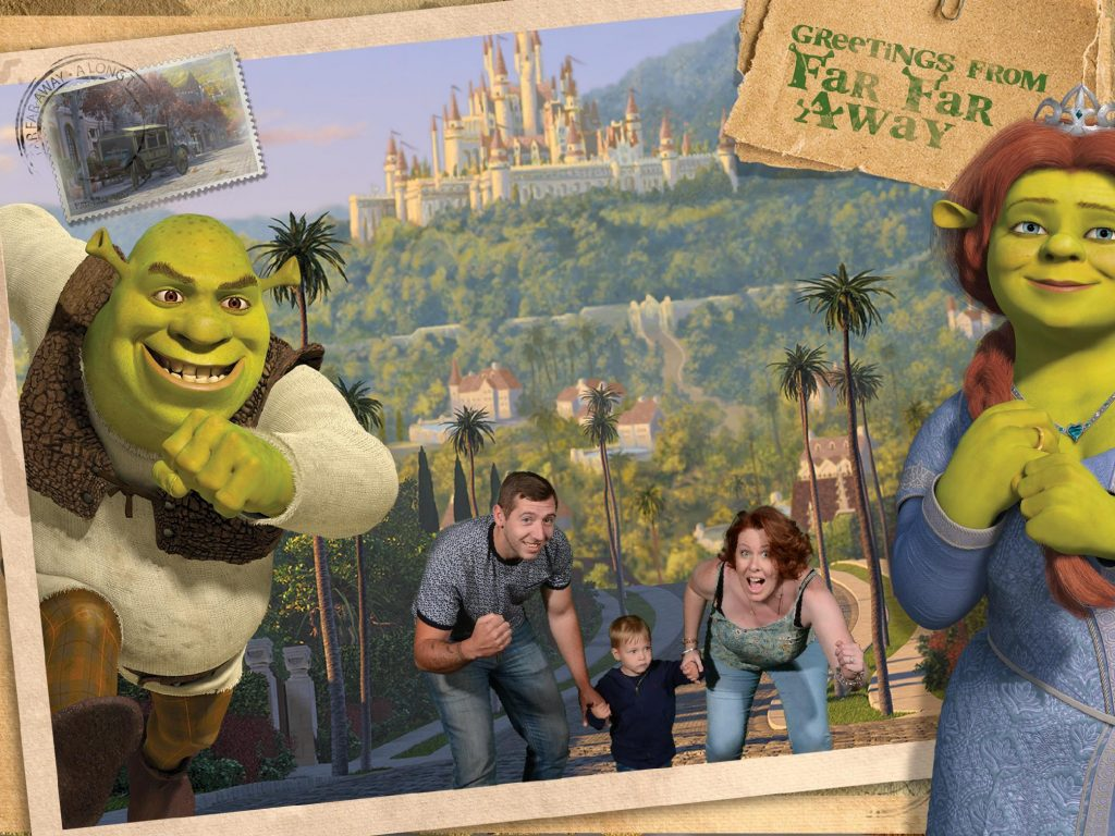 Dreamworks Shreks Adventure London