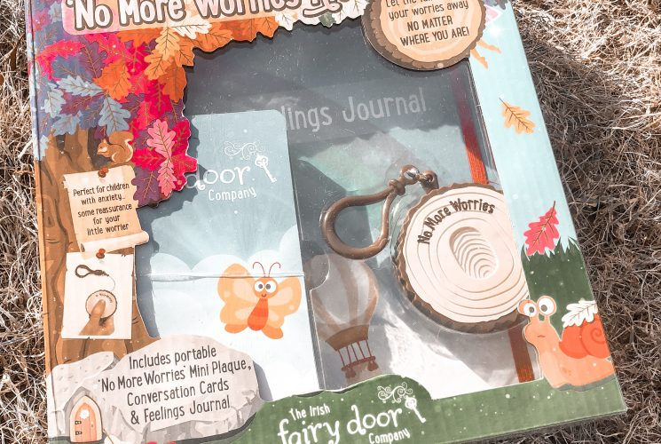 No More Worries Kits, from The Irish Fairy Door Company.