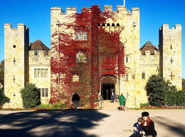 Halloween At Hever